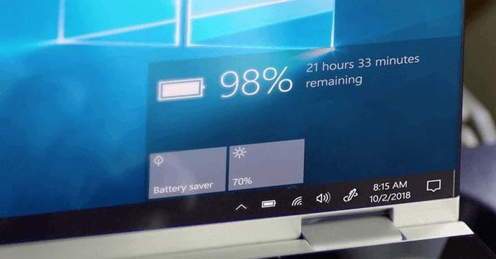 Tính năng EcoQoS của Windows 10