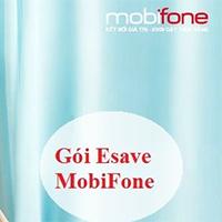 Cách đăng ký gói Esave MobiFone nhận ưu đãi 3 trong 1