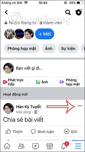 Cách bật nút chia sẻ trên Facebook cá nhân, nhóm Facebook - Ảnh minh hoạ 7