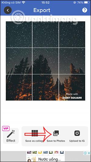 Cách tạo ảnh nổi bật Instagram 9 ảnh ghép - Ảnh minh hoạ 6