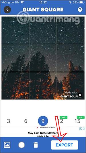 Cách tạo ảnh nổi bật Instagram 9 ảnh ghép - Ảnh minh hoạ 5
