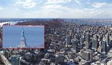 Đây là bức ảnh chụp thành phố New York lớn nhất hiện nay với 120.000 MP, mời zoom
