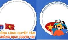 Bộ Y tế kêu gọi đổi avatar: Đồng lòng quyết tâm giữ vững thành quả chống dịch Covid-19