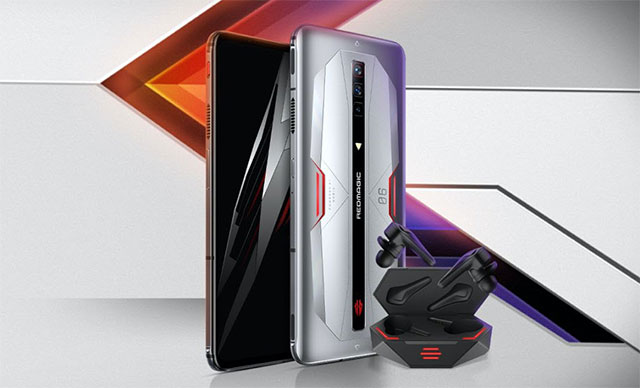 ZTE nubia Red Magic 6 Pro c