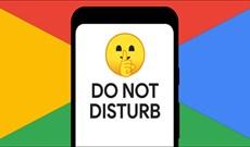 Cách cài đặt chế độ Không làm phiền trên điện thoại Google Pixel