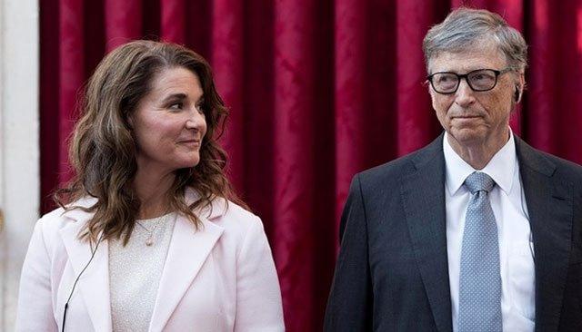 Bà Melinda Gates và Bill Gates