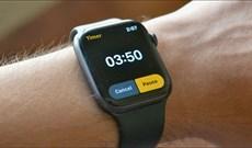 Cách đặt hẹn giờ tùy chỉnh trên Apple Watch