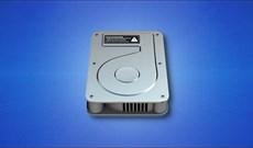Cách hiển thị các biểu tượng thiết bị lưu trữ trên màn hình desktop macOS