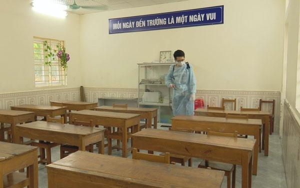 Học sinh nghỉ học