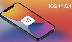 Apple tung gấp iOS 14.5.1 để khắc phục lỗi bảo mật quan trọng, cập nhật ngay