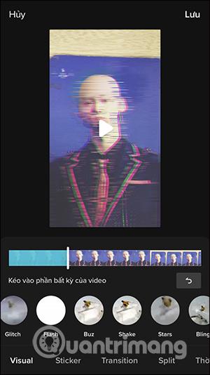 Cách quay video hiệu ứng trọc đầu trên TikTok - Ảnh minh hoạ 7