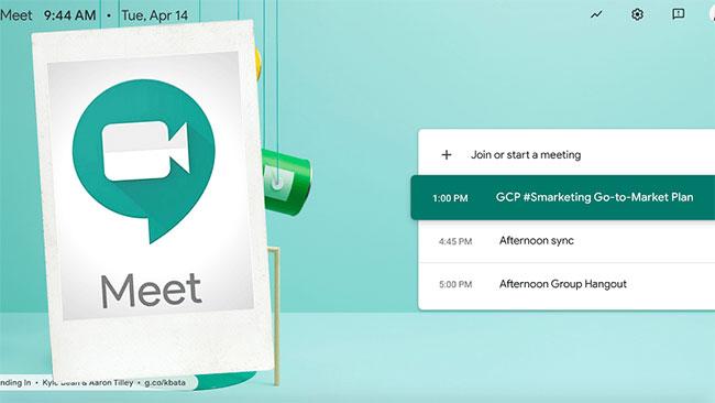 Google Meet là phiên bản dành cho doanh nghiệp cho nền tảng Hangouts của Google