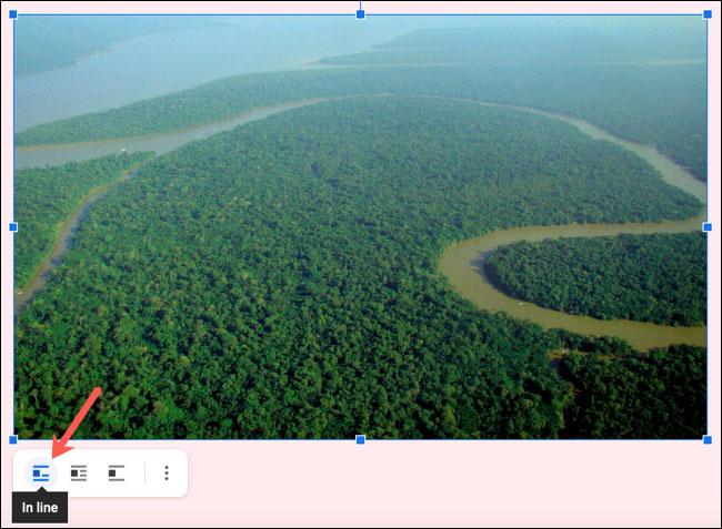 Cách thêm chú thích vào hình ảnh trong Google Docs