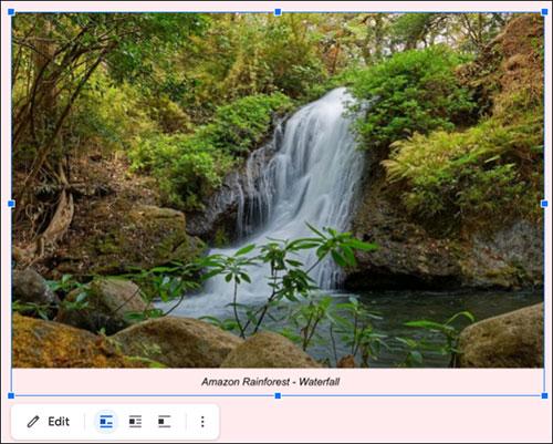 Cách thêm chú thích vào hình ảnh trong Google Docs - Ảnh minh hoạ 7