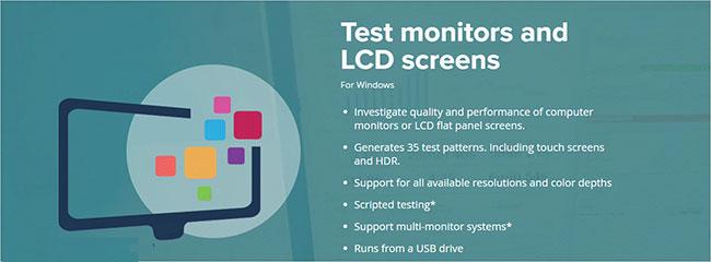 Monitor Test PassMark