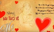 Thơ về mẹ hay và ý nghĩa chạm tới trái tim người đọc