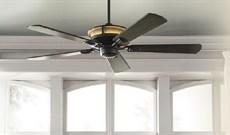 Dùng quạt trần có tốn điện không? Quạt trần hay quạt cây tốn điện hơn?