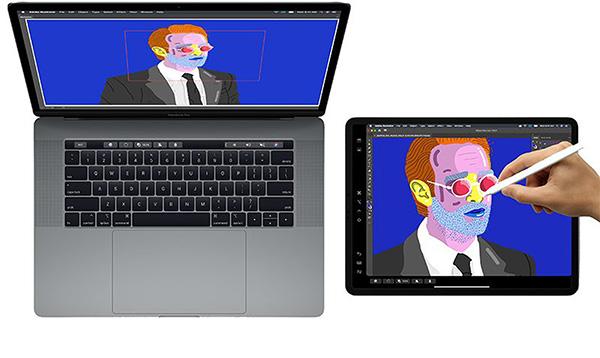 Cách biến iPad thành màn hình Mac bổ trợ