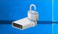 Cách bật/tắt tự động mở khóa cho ổ BitLocker trong Windows 10