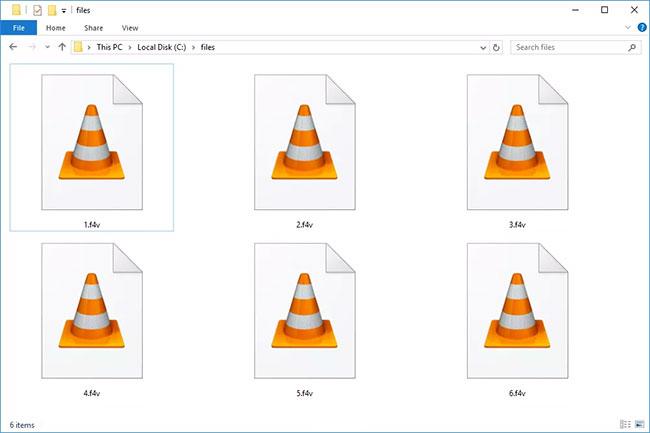 File có phần mở rộng F4V là file Flash MP4 Video
