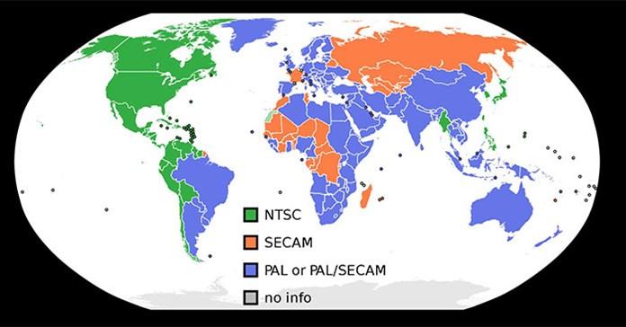 Tại sao NTSC và PAL vẫn quan trọng với HDTV?