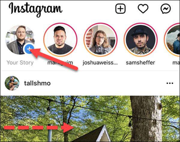 Cách tạo caption chạy chữ trên Instagram story