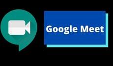 Cách đổi tên trên Google Meet