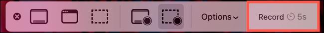 Đồng hồ đếm ngược bên phải