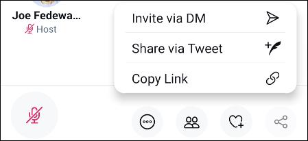 Cách mở và sử dụng Twitter Spaces trên điện thoại - Ảnh minh hoạ 9