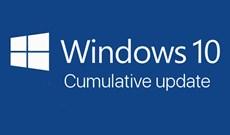 Windows 10 Cumulative Update tháng 5 sửa đến 55 lỗi bảo mật, mời cập nhật
