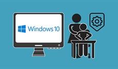 Cách thiết lập quyền kiểm soát của phụ huynh trên Windows 10
