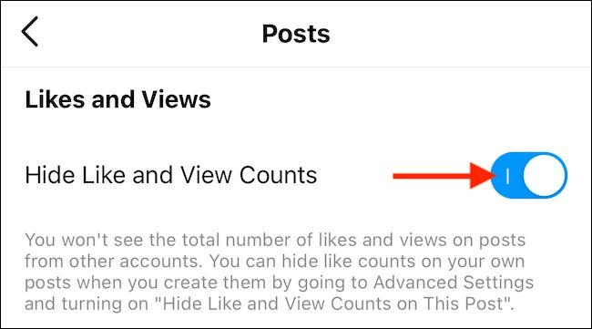 Cách ẩn hoặc hiển thị số lượt thích trên Instagram - Ảnh minh hoạ 6