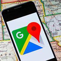 Cách lưu lại lịch sử di chuyển trên Google Maps