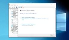 Tải nhanh driver mới thông qua Device Manager trên Windows 10