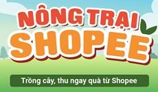 Cách chơi game nông trại Shopee thu hoạch nhanh đổi quà