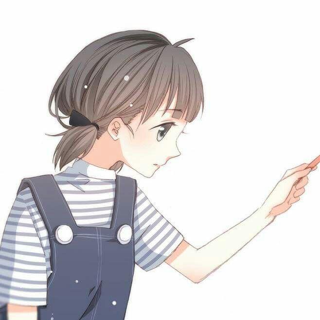 avatar cặp anime