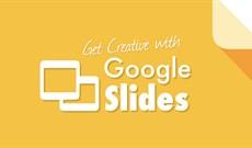 Cách dùng thanh công cụ Google Slides