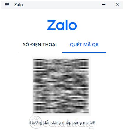 Hiện mã QR