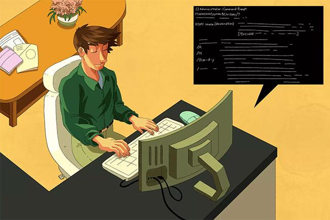 Lệnh xcopy là lệnh Command Prompt được sử dụng để sao chép một hoặc nhiều file hoặc thư mục từ vị trí này sang vị trí khác