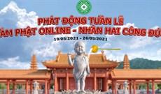 Cách Tắm Phật online trên Mạng xã hội Phật giáo Butta
