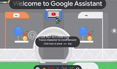 Cách chơi Google IO Adventure
