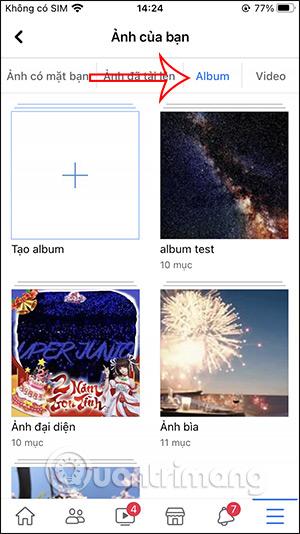 Cách chia sẻ album ảnh trên Facebook - Ảnh minh hoạ 2
