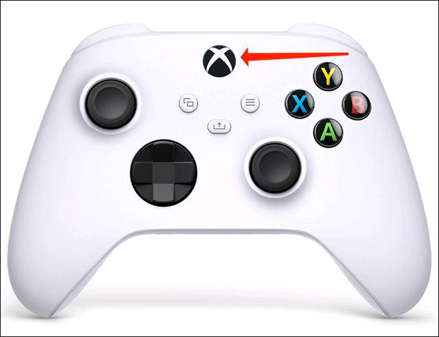 Nút biểu tượng Xbox