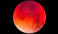 Hiện tượng thiên văn 2 trong 1: Siêu trăng máu sẽ diễn ra trong ngày 26/5
