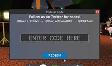 Code Survive The Killer mới nhất và cách nhập code