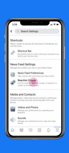 Hướng dẫn ẩn số lượt like trên Facebook - Ảnh minh hoạ 2