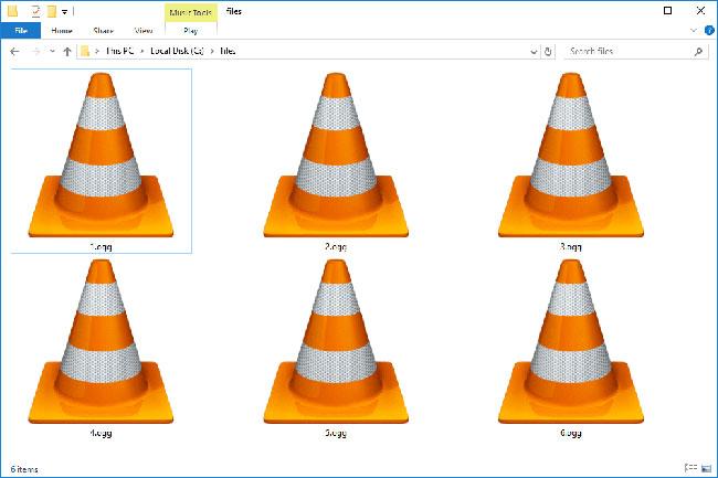 File OGG được dùng để lưu dữ liệu âm thanh