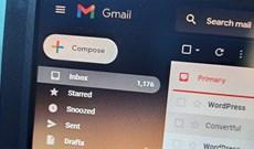 Người dùng Gmail hiện có thể lưu ảnh đính kèm trong email trực tiếp vào Google Photos