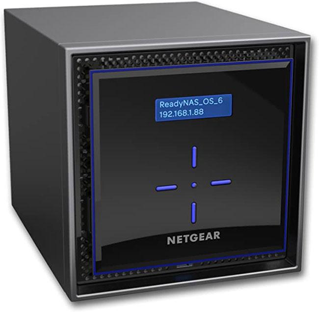 NETGEAR ReadyNAS RN424E2 4-Bay Network Attached Storage