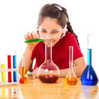 Các thí nghiệm vui, dễ làm tại nhà cho trẻ